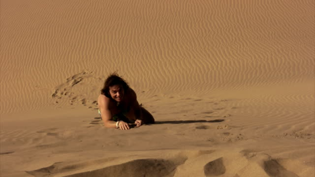 Problems at the desert