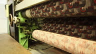 MS PAN Process of manufacturing textile at Camira Fabrics Moquette Factory / Lithuania
