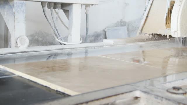 Die Produktion Marmor