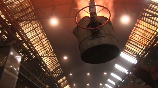MS Production hall at foundry / Junckerath, North Rhine-Westphalia, Germany