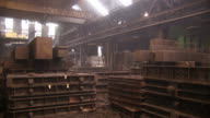 MS Production hall at foundry / Junckerath, North Rhine-Westphalia, Germany