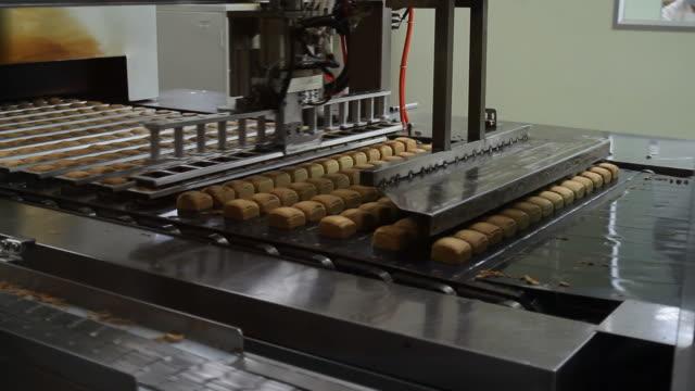 Produktion Ananas-pie