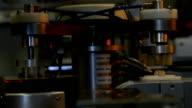 CD/DVD Production Machine - Printing line