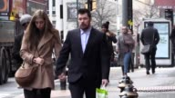 Professional YouTuber Craig Douglas arrives at Birmingham Magistrates Court facing two charges of promoting an unlicensed lottery one of inviting a...