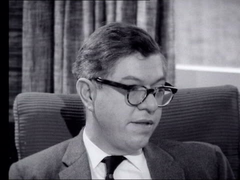 LIB Professor Sir Fred Hoyle interview SOT if the theory were disproved I would not feel depressed because it's a risk every theoretician takes/ look...