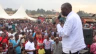 Prominent Ugandan opposition leader Kizza Besigye has entered next years election race against veteran President Yoweri Museveni one of Africas...