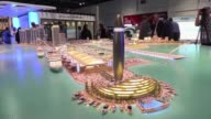Property developers in Dubai showcased new multibilliondollar megaprojects on Monday despite falling prices in the hope of stimulating demand and...