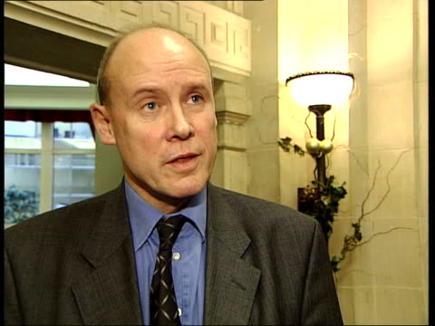 Proposed licence fee increase rejected ITN Colin Browne interview SOT Were happy 5 years ago with first ever increase in licence fee for some time/...