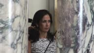 Prosecutors announced Friday they have reopened a money laundering investigation against Perus first lady Nadine Heredia