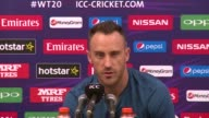 Proteas skipper Faf du Plessis says South Africas in form batting line up is a dangerous sign to the opposition ahead of their World Twenty20 game...