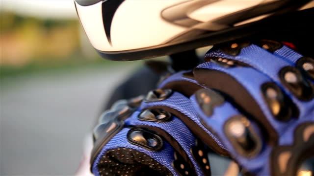 Attrezzature per motociclisti protezione