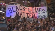 Protest at Union Square for Freddie Gray at Union Square Park on April 30 2015 in New York City