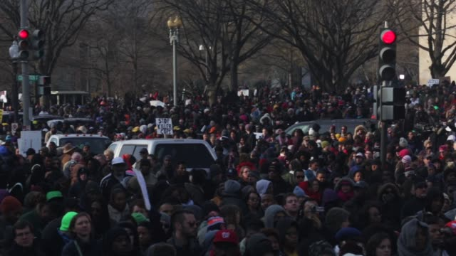 Protesters gather on Capitol Hill for the postmarch rally December 13 Washington DC Thousands of people gather in the nation's capital for the...