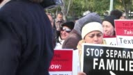 Protesters gathered outside of the White House Friday to urge President Barack Obama to pass immigration reform an issue which could define the last...