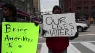 Protesters in Cleveland took to the streets to demand accountability after the police shot and killed a 12 year old boy over the weekend