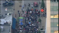 KTVI Protesters March Through St Louis Streets after Circuit Judge Timothy Wilson acquitted 36yearold Jason Stockley a white former St Louis police...