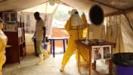 A prototype vaccine for Ebola may be up to 100 percent effective in protecting against the deadly virus according to the World Health Organization