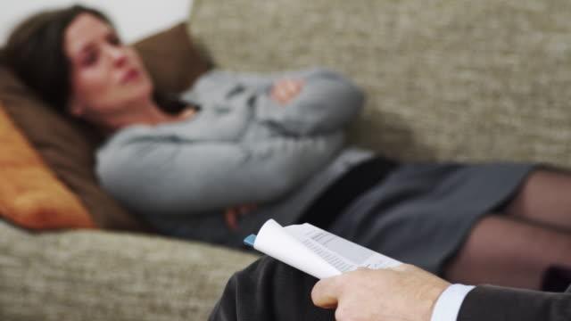 Psychiatrist on phone