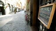 Menù Pub sulla strada di Roma: Artigianato birre