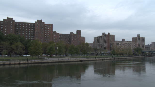 Public Housing Projects - Harlem NYC