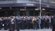 Pubs open early before the ANZAC Day Parade on April 25 2017 in Sydney Australia Australians commemorating 101 years since the Australian and New...