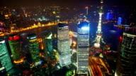 Pudong and Shanghai