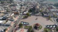 Pueblo de Moya Kiosk and Church