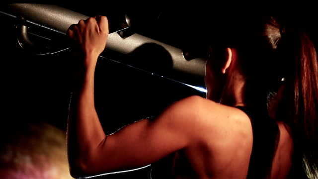 Pull-up-Training