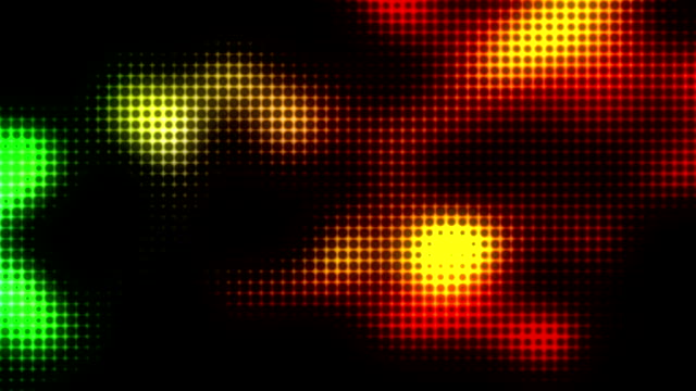 Pulsating lights loop