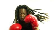 Punching Young Rasta
