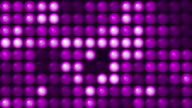 Purple Led Screen