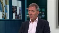 Push to cut the number of hospital referrals by GPs ENGLAND london GIR INT Professsor Martin Marshall LIVE studio interview SOT