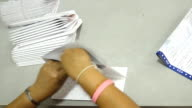Put the envelope