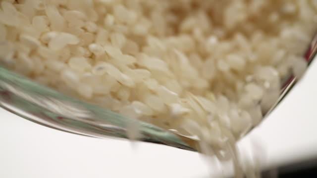 ECU R/F Putting rice into pan / Seoul, South Korea