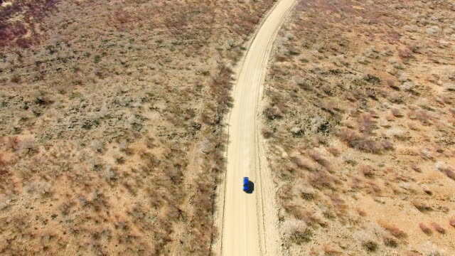 Putting the desert miles in the rearview mirror