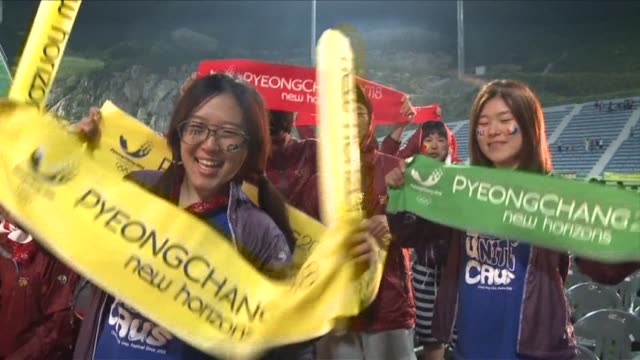 Pyeongchang finally achieved their dream of hosting the Winter Olympics when they were awarded the 2018 edition at their third attempt here on...