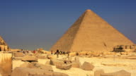 T/L, ZO, WS, Pyramid of Cheops, Egypt