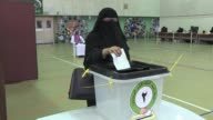 Qataris have a rare chance to vote Wednesday as they choose candidates to sit on the country's only directly elected body with calls growing to...