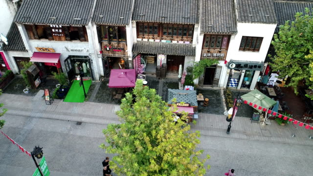 QingMing bridge ancient canal scenic area, south long street