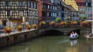 MS, Quai de la Poissonnerie, Petite Venice, Colmar, Alsace, France