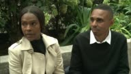 Killer sentenced to 14 years London Lillian Serunkuma and Paul Barnes interview SOT