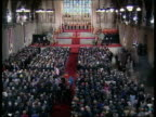 Queen and Prince Philip Collection 4 T30040204 Jubilee address to Parliament in Westminster Hall
