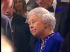 Queen and Prince Philip Collection 8 15802/04 The Queen attends a concert in Berlin in aid of the Dresden Cathedral bombed by the British in World...