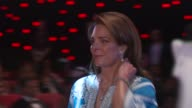 Queen Noor of Jordan at the Amitabh Bachchan Lifetime Achievement Award Dubai International Film Festival 2009 at Dubai