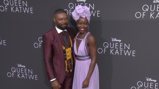 CLEAN 'Queen Of Katwe' Premiere in Los Angeles CA