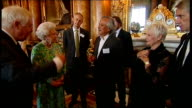 Queen reception for Praemium Imperiale award winners More of Queen and Lord Patten chatting to guests including Anish Kapoor and Dame Judi Dench...