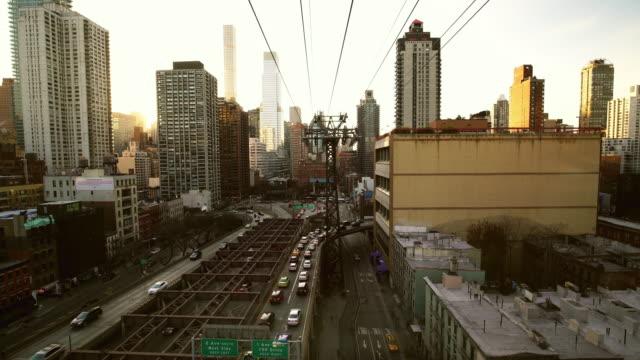Queensboro Bridge and Manhattan skyline