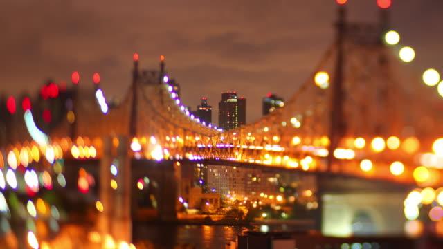 Queensboro bridge time lapse 4K