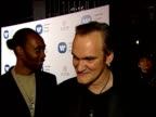 Quentin Tarantino on the event at the Warner Music Group 2007 Grammy Awards AfterParty at the Cathedral in Los Angeles California on February 11 2007