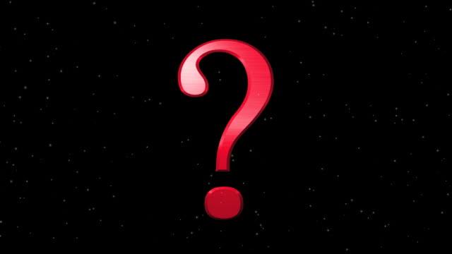 Question Mark Explode